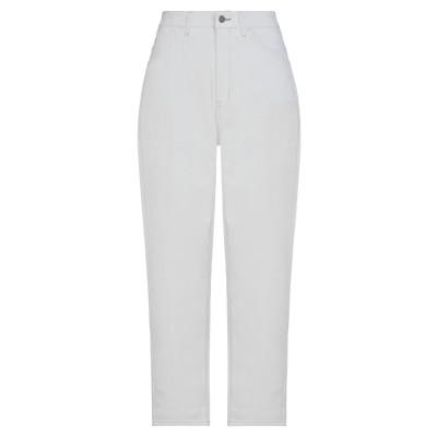 AMISH パンツ ホワイト 26 ポリウレタン 50% / ポリエステル 50% パンツ