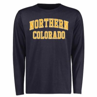 Fanatics Branded ファナティクス ブランド スポーツ用品  Northern Colorado Bears Navy Everyday Long Sleeve T-Shir