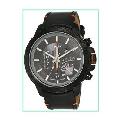 Timex アナロググレーダイヤルメンズ腕時計 -TWEG16202【並行輸入品】