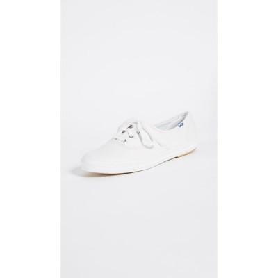 ケッズ Keds レディース スニーカー シューズ・靴 Champion Core Sneakers White