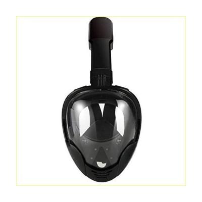LOVEPET Snorkeling Mask 180° Panoramic View Sports Camera Compatible Anti-Fog Diving Mask,Single【並行輸入品】