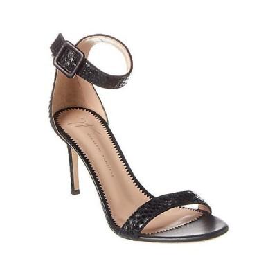 レディース シューズ  Giuseppe Zanotti Leather Sandal