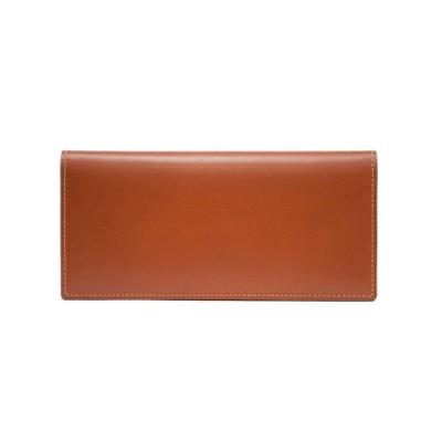 Sale[フジタカ] 長財布 カード段13 デュプイボックスカーフ ボックス財布 No.617605 キャメル
