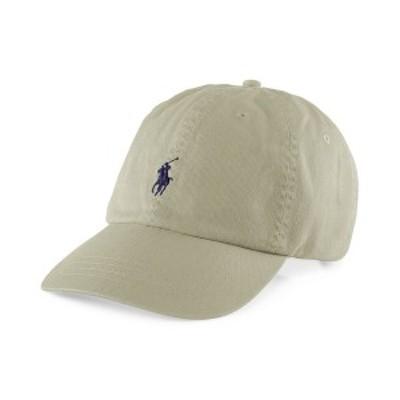 ラルフローレン メンズ 帽子 アクセサリー Core Classic Sport Cap Beige