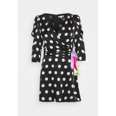 オリビアルービン ワンピース レディース トップス REN DRESS - Day dress - black