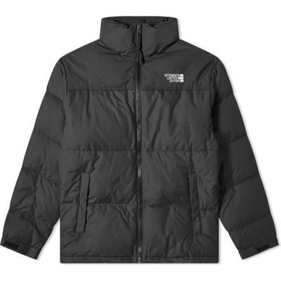 ヴェトモン VETEMENTS メンズ ダウン・中綿ジャケット アウター Logo Limited Edition Puffer Jacket Black/Black