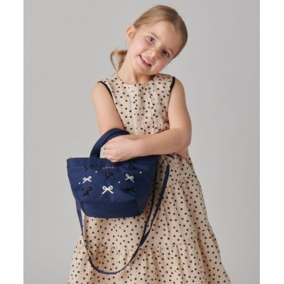 TOCCA / 【KIDS/MOM】RIBBON TOTE S トートバッグ KIDS バッグ > トートバッグ