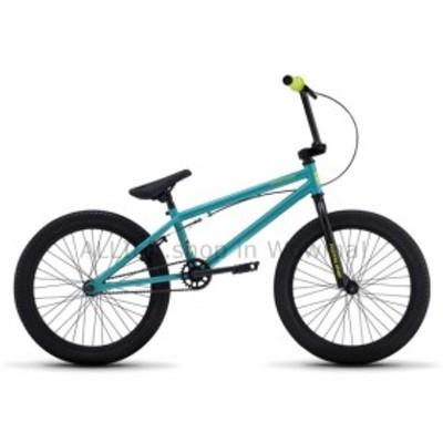 """BMX 2018レッドラインライバル20 """"コンプリートBMXバイク19"""" TTグリーン  2018 Redline Rival"""