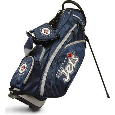 チームゴルフ Team Golf ユニセックス ゴルフ スタンドバッグ Winnipeg Jets Fairway Stand Bag