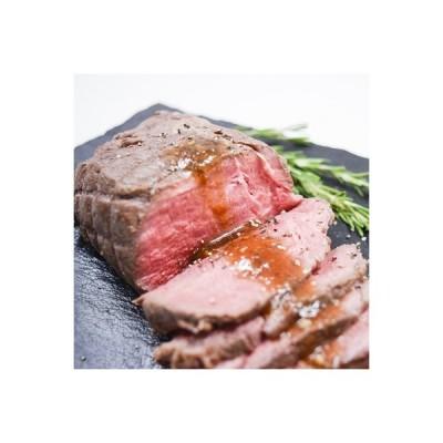 南九州市 ふるさと納税 低脂肪で香り豊かな黒毛和牛ローストビーフ400g