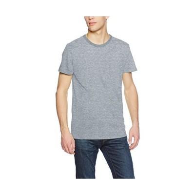 トラス Tシャツ TCR-112 メンズ ヘザーネイビー 日本 L-(日本サイズL相当)