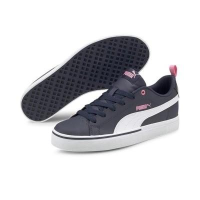 プーマ ブレークポイント VULC BG 373633-06 ジュニア シューズ スニーカー 子供靴 靴 くつ