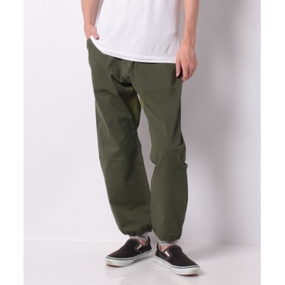(MOUNTAIN MANIA/マウンテンマニア)MOUNTAINMANIAxGSC ATHLETIC LONG PANTS CLASSIC CRAZY/メンズ カーキ
