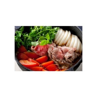 ふるさと納税 as01004 <淡路島のごちそう>淡路ビーフすき焼き、焼き肉セット 兵庫県淡路市