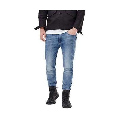 [G-Star RAW ジースターロゥ] Type C 3D Super Slim Jeans メンズ (lt aged W27 / L32)