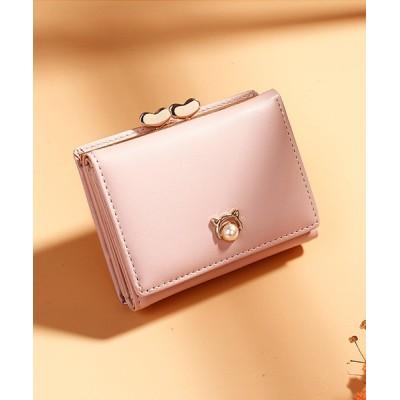 FRP / 三つ折りガマ口 ミニ財布 ウオレット WOMEN 財布/小物 > 財布