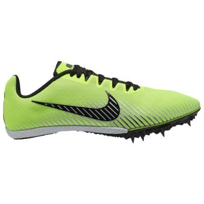 ナイキ Nike レディース 陸上 シューズ・靴 Zoom Rival M 9 Electric Green/Black/Metallic Silver