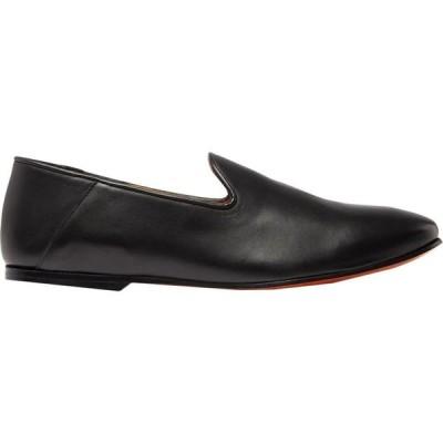 オフィシン ジェネラーレ OFFICINE GENERALE Paris 6e メンズ ローファー シューズ・靴 loafers Black