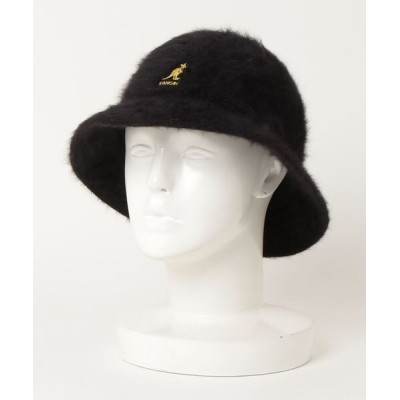 WEST CLIMB / KANGOL/カンゴール ロゴ刺繍入り アンゴラ メトロハット MEN 帽子 > ハット