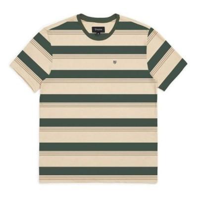 Brixton Hilt T-Shirt Emerald S Tシャツ 送料無料