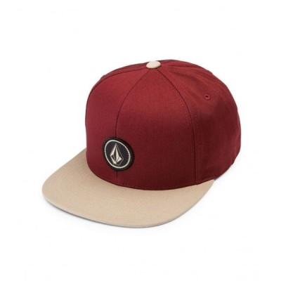 帽子 Volcom Quarter Twill Snapback Cap メンズ ユニセックス 帽子 キャップ ハットPort