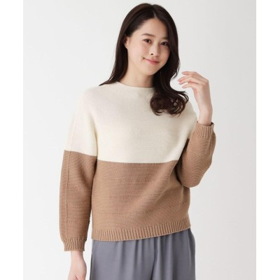 esche(エッシュ) 求心編みホールガーメント(R)セーター
