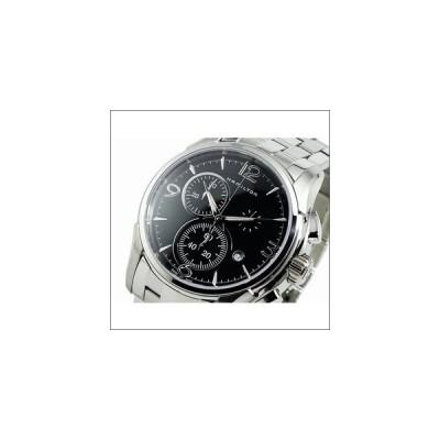 【箱訳あり】ハミルトン HAMILTON 腕時計 H32612135 AMERICAN CLASSIC アメリカンクラシック JAZZMASTER ジャズマスター クロノグラフ メンズ