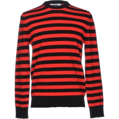 ジバンシー GIVENCHY メンズ ニット・セーター トップス sweater Red