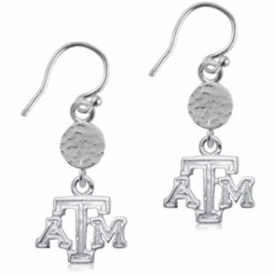 Dayna Designs デイナ デザイン アクセサリー ジュエリー Dayna Designs Texas A&M Aggies Womens Silver Hammered Da