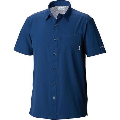 (取寄)コロンビア メンズ スラック タイド キャンプ シャツ Columbia Men's Slack Tide Camp Shirt Carbon 送料無料
