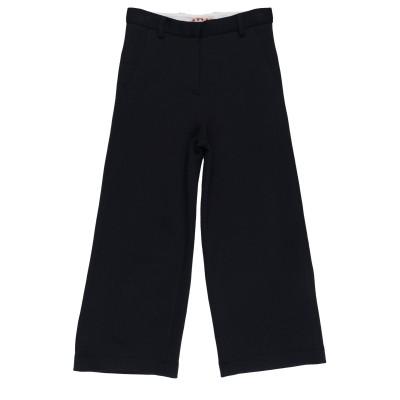 マルニ MARNI パンツ ダークブルー 12 バージンウール 35% / アクリル 35% / ナイロン 30% パンツ