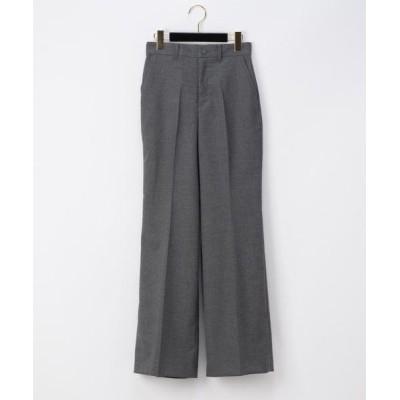 GRACE CONTINENTAL / ワイドフローパンツ WOMEN パンツ > パンツ