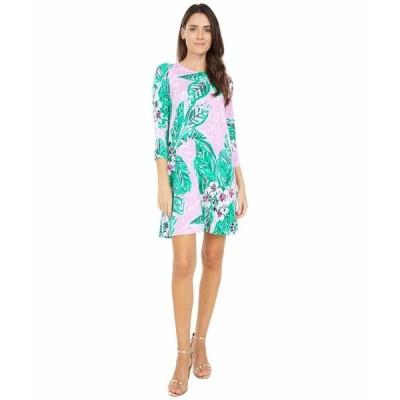 リリーピュリッツァー ワンピース トップス レディース Ophelia Dress Magnolia Lilac Leidees Night