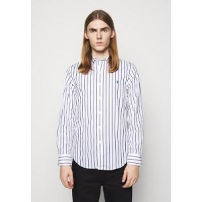 ラルフローレン メンズ シャツ トップス NATURAL - Shirt - navy/white navy/white