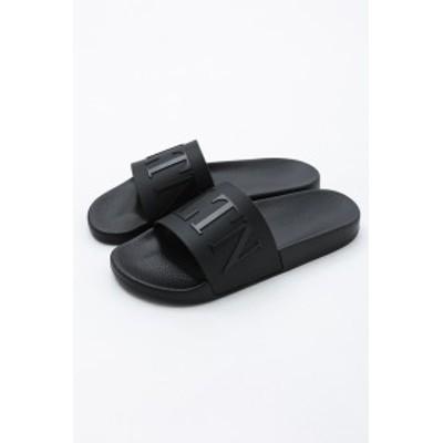 ヴァレンティノ Valentino サンダル シャワーサンダル 靴 ブラック メンズ (VY2S0873DPT) 送料無料 2021年春夏新作