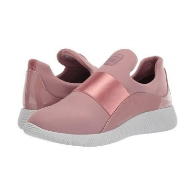 Rockport ロックポート レディース 女性用 シューズ 靴 スニーカー 運動靴 City Lites Robyne Slip-On - Dark Rose