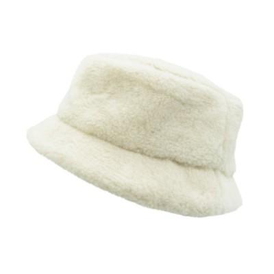 polcadot / BORE HAT/ボア ファーハット WOMEN 帽子 > ハット