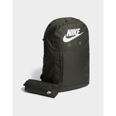 ナイキ Nike メンズ バックパック・リュック バッグ elemental backpack green