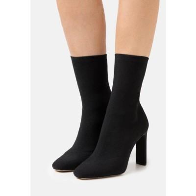 アルド レディース 靴 シューズ DELYLAH - Classic ankle boots - black