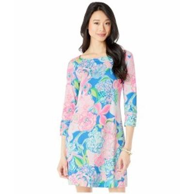 リリーピュリッツァー レディース ワンピース トップス UPF 50+ Sophie Dress Multi Peony For Your Thoughts