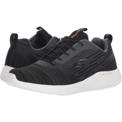 スケッチャーズ SKECHERS メンズ スニーカー シューズ・靴 Bounder Black