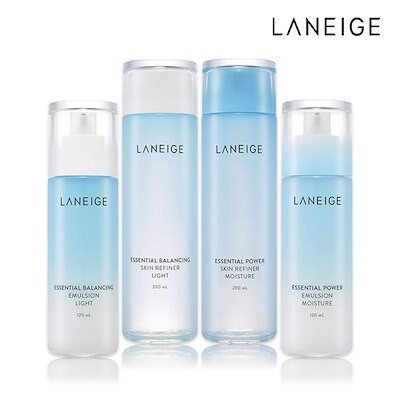 laneige Essential / ラネージュ パワーエッセンシャル スキン/エマルジョン