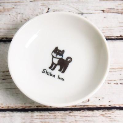 DOG 小皿 柴犬