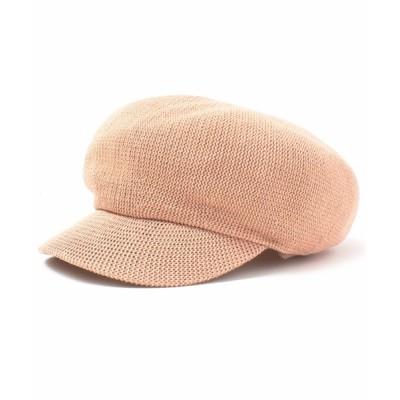 yield / 【Lovable】Cotton Thermo Plains Cas LCA-M97419 WOMEN 帽子 > キャスケット