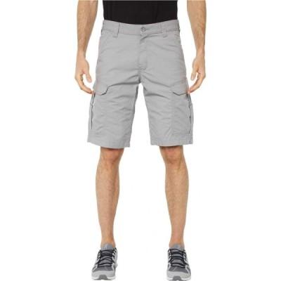 カーハート Carhartt メンズ ショートパンツ カーゴ ボトムス・パンツ Force Broxton Cargo Shorts Asphalt