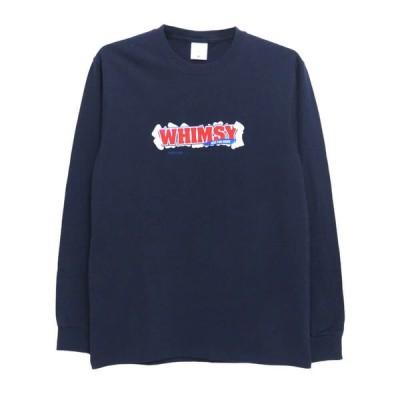 WHIMSY LONG SLEEVE ウィムジー ロングスリーブTシャツ PAY DAY スケートボード スケボー