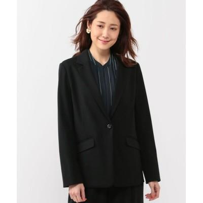 CROSSPLUS ONLINE / アルファブリックテーラードジャケット WOMEN ジャケット/アウター > テーラードジャケット