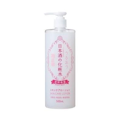 菊正宗酒造 菊正宗 日本酒の化粧水 透明保湿 500ML 化粧水