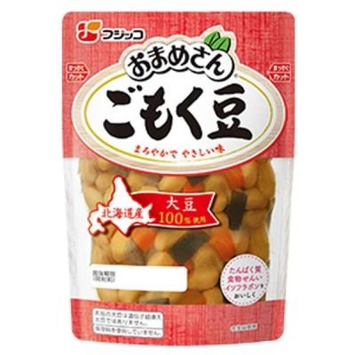 フジッコ おまめさん ごもく豆 160g まとめ買い(×10)