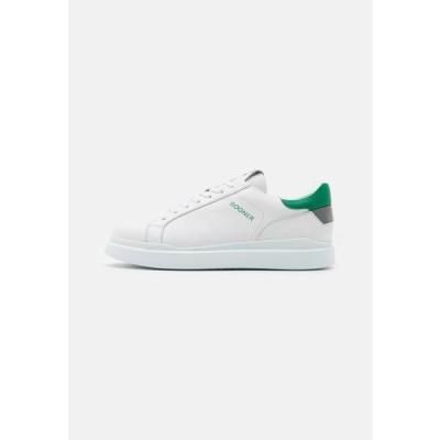 ボグナー メンズ 靴 シューズ SARAJEVO - Trainers - white/green